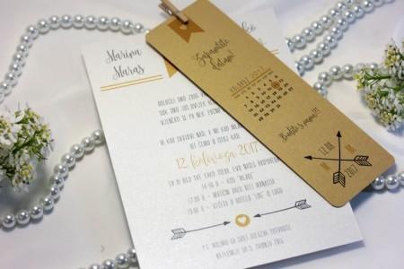 retro zlatne pozivnice za vjencanje s kvacicom 16 (13)