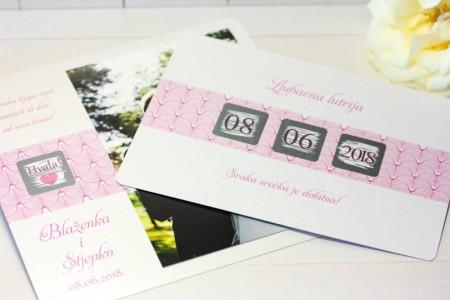 pozivnice za vjencanje strugalice srecke roze ruzicaste unikatne fora (1)